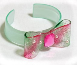 Aurora Ribbon Bangle