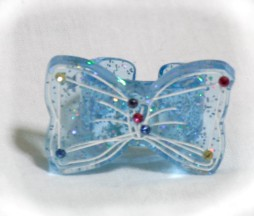 Angelic Pretty Blue Ribbon Ring