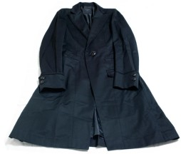 BPN Piped Long Raincoat
