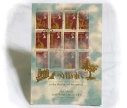 Jane Marple Oversize Postcard