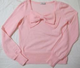 MILK Ribbon Knit