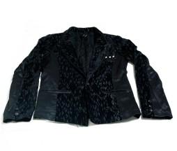 H Naoto Sixh Leopard Print Jacket
