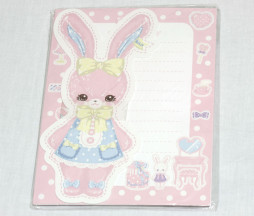 Lyrical Bunny Letterset