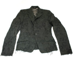 Gadget Grow Decayed Floral Jacket
