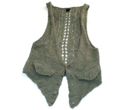 Gadget Grow Knit Vest
