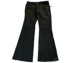 Black Peace Now Rain Pattern Pants