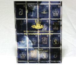 Jane Marple Royal Library Oversize Postcard