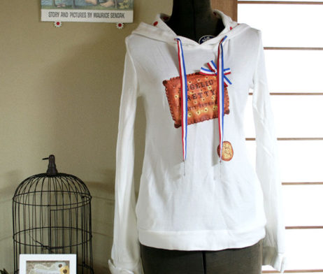 Angelic Pretty French Biscuit Hoodie