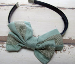Innocent World Green Headbow