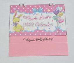 Angelic Pretty 2012 Flip Calendar