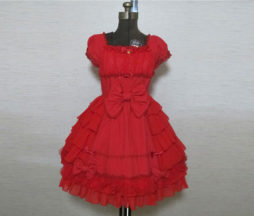 Angelic Pretty Side Frilly Fairy OP