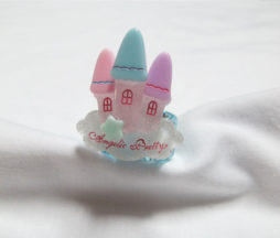 Angelic Pretty x AMO-chan Enchanted Castle Ring