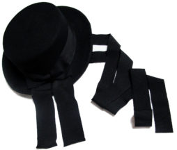 Metamorphose Classic Ribbon Hat