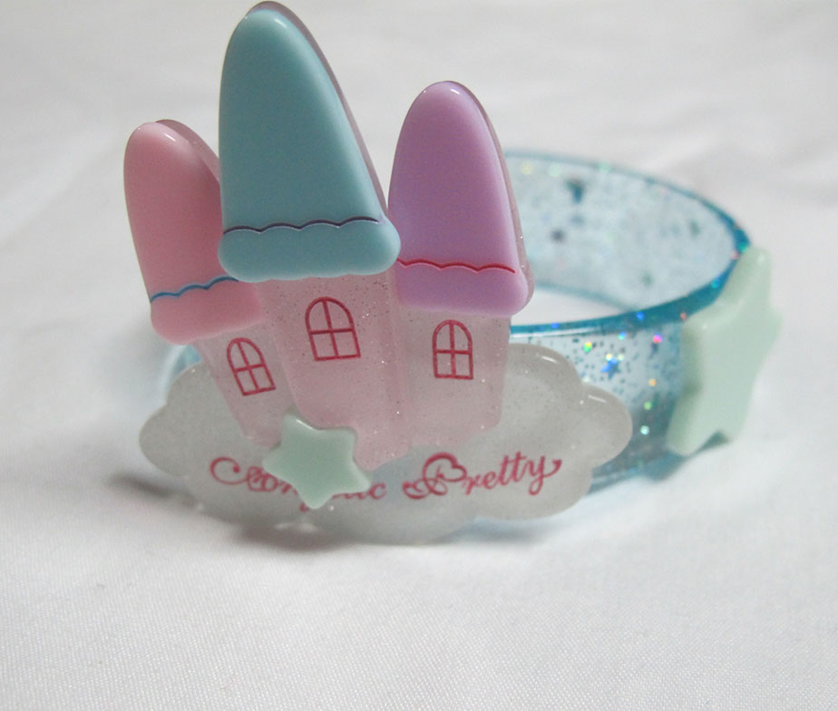 Angelic Pretty AMO Castle Bangle