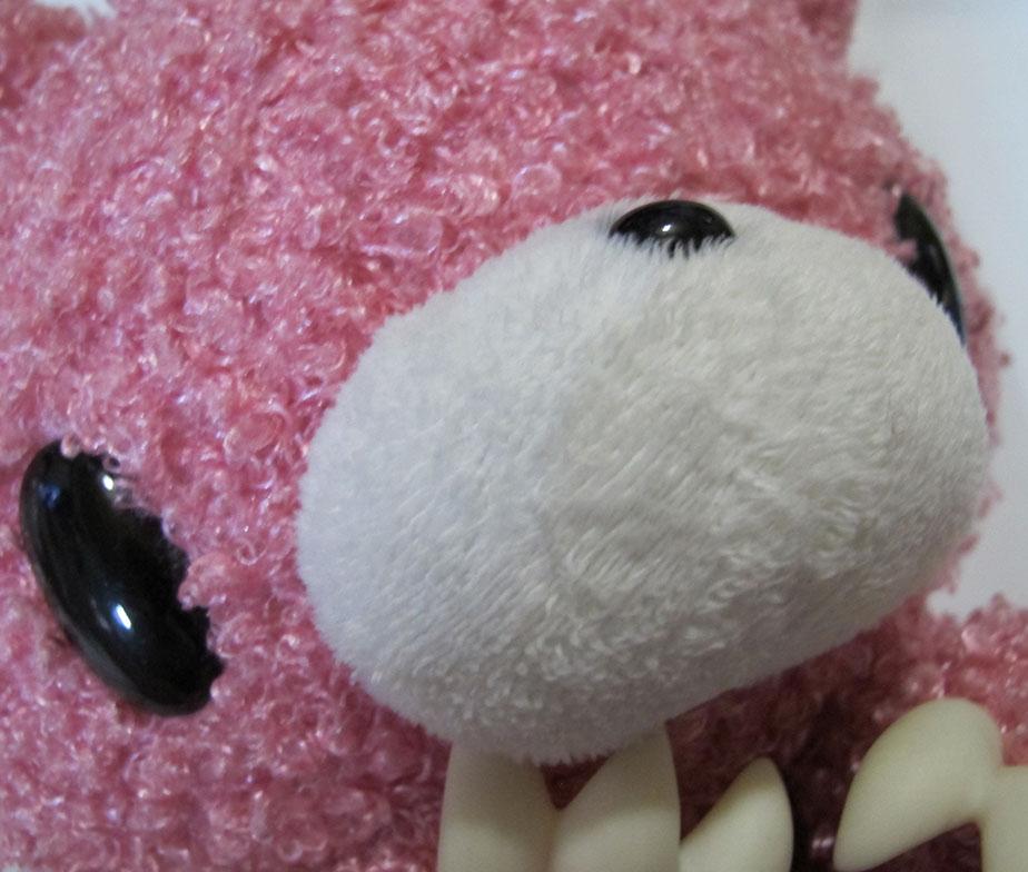 Fluffy Gloomy Bear Plush