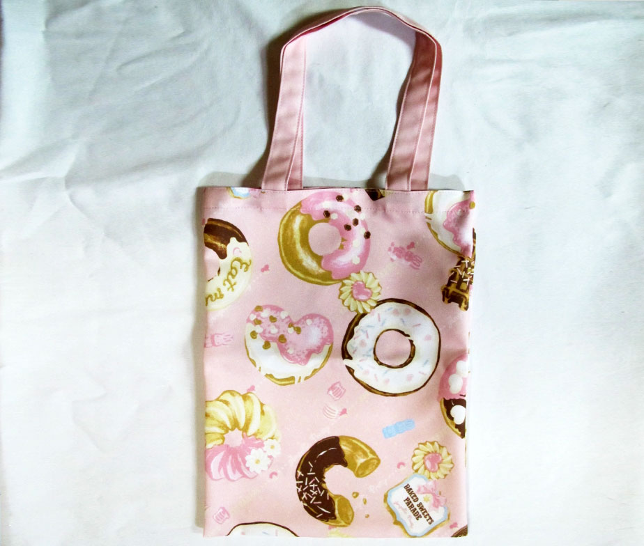 Angelic Pretty Baked Sweets Parade Tote Bag