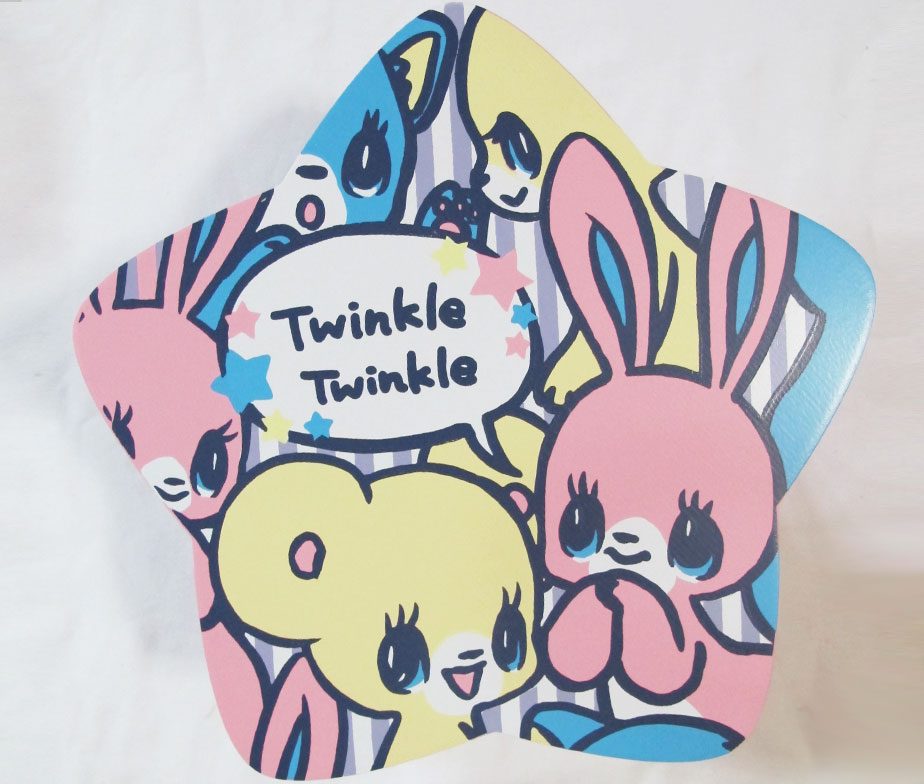 Swimmer Twinkle Bunnies Mini Table
