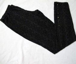Uniqlo Button Detail Leggings