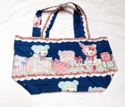 Angelic Pretty Fancy Paper Dolls Mini Tote