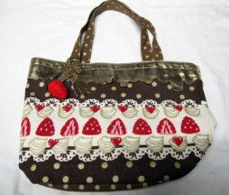 Swimmer Chocolate Strawberry Whip Bag