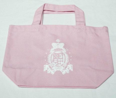 Angelic Pretty Pink Crest Logo Tote