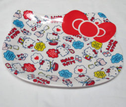 Hello Kitty Printed Plate