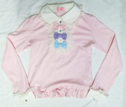 Angelic Pretty Sugar Hearts Color Cutsew