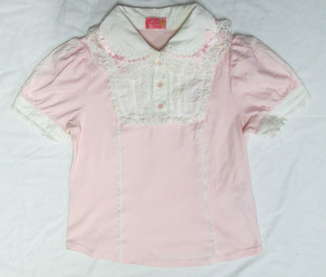 Angelic Pretty Lace Bibbed Bodice  Cutsew