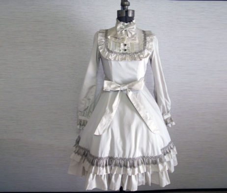 Victorian Maiden Classical Doll Dress OP