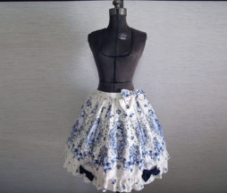 Alice and the Pirates Cinderella Jewelry Frill Skirt