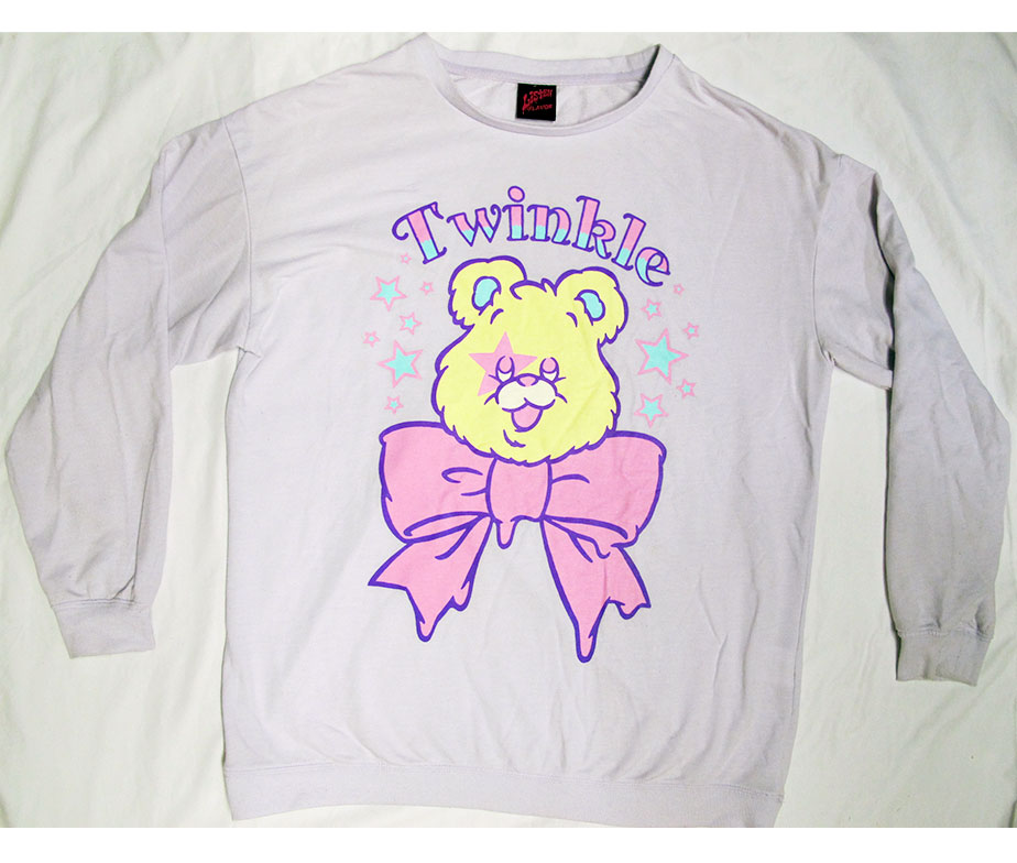 Listen Flavor Twinkle Bear Shirt