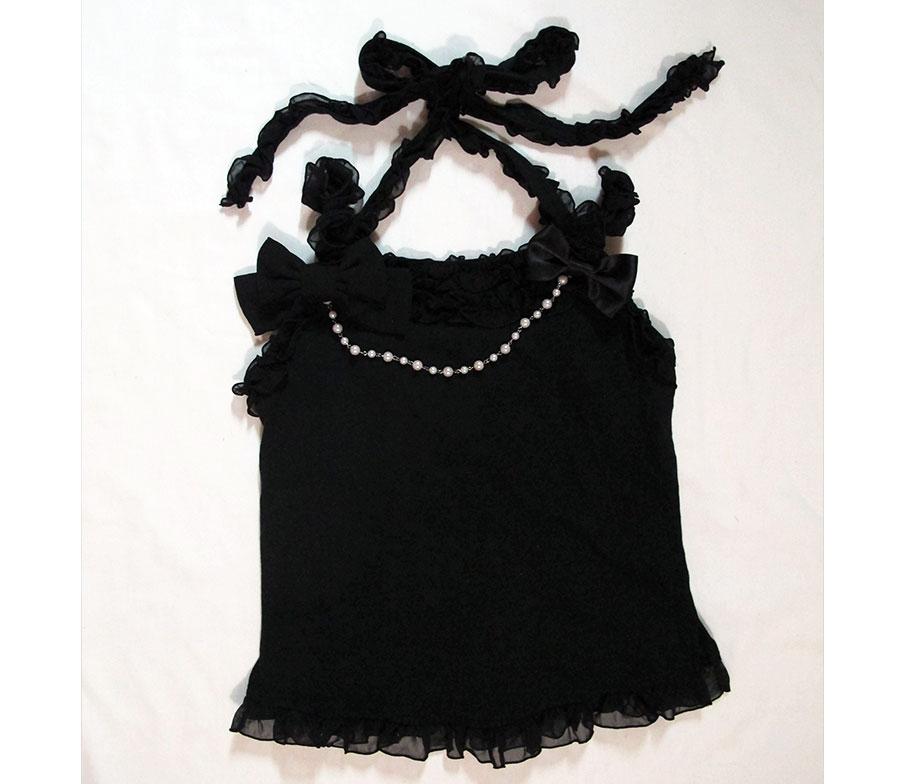 Angelic Pretty Dressy Ruffle Camisole