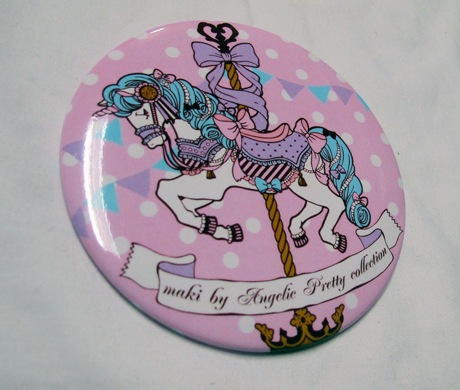 Maki by Angelic Pretty Collection Pin Badge