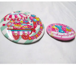 Angelic Pretty Candy Fun Fair Pin Badge Set