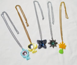 Seven Star Necklace Set