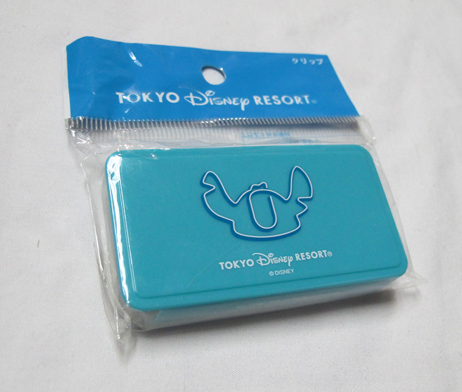 Tokyo Disney Land Stitch Paper Clip Set