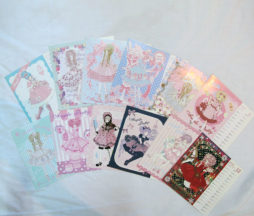 Angelic Pretty 2008 Calender Set