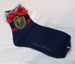Angelic Pretty Crown Logo Crew Socks
