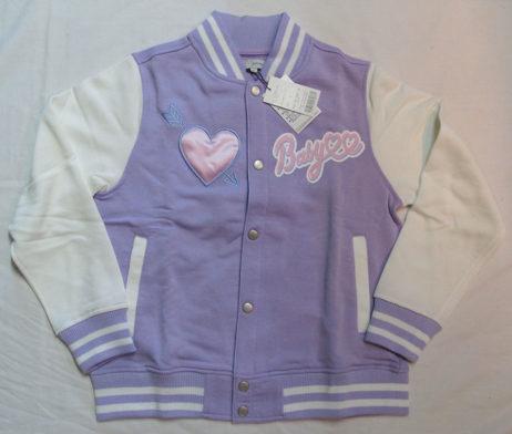 WEGO Lavender Baby Heart Jacket