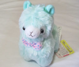 Alpacasso Mint Plush