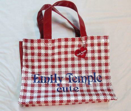 Emily Temple Cute Tote Bag
