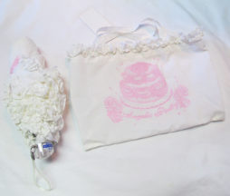 Angelic Pretty Folding Cake Umbrella
