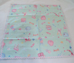 Angelic Pretty Dreamy Doll House Novelty Pillow Case