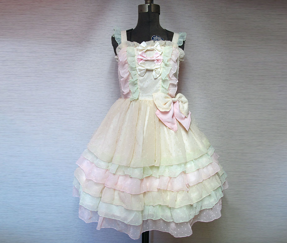 Baby the Stars Shine Bright Fairy Ribbon Jumperskirt