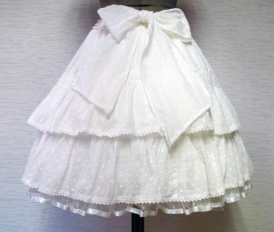Baby the Stars Shine Bright Snow Dot Skirt