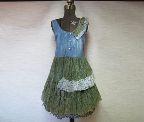 Gramm Earthtones Dress