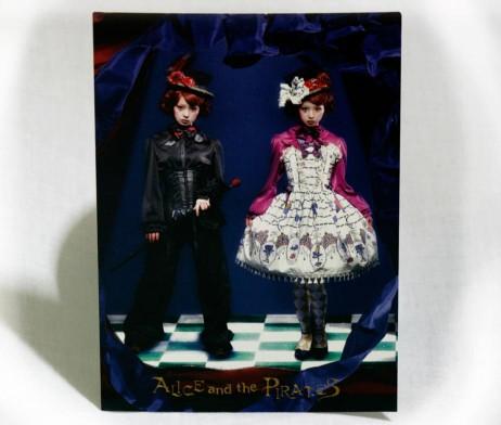 AatP Trick Hat Pair Postcard