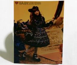 BtSSB Bon Bon Dance Postcard