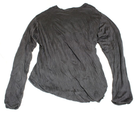 Gadget Grow Charcoal Grey Double Layer Sweater