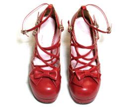 BtSSB Red Heels